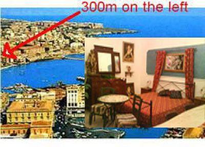 Apartment in Italy, Siracuse City: THE POSITION