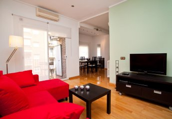 3 bedroom Apartment for rent in Barcelona