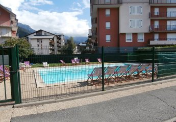 2 bedroom Apartment for rent in St Gervais Les Bains