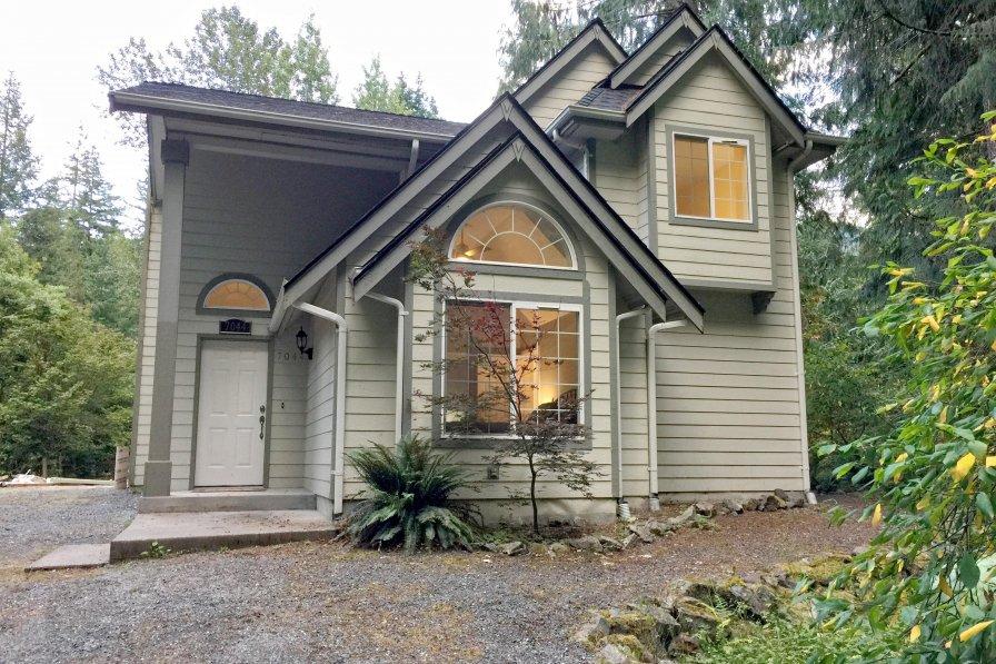 House in USA, Washington