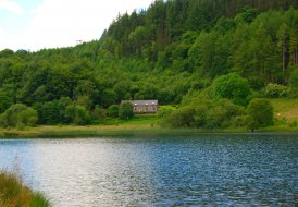 Cottage in Trefriw, Wales