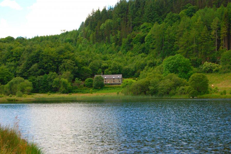 Cottage in United Kingdom, Trefriw