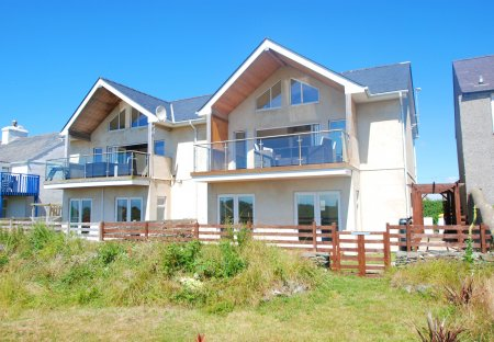 House in Rhosneigr, Wales