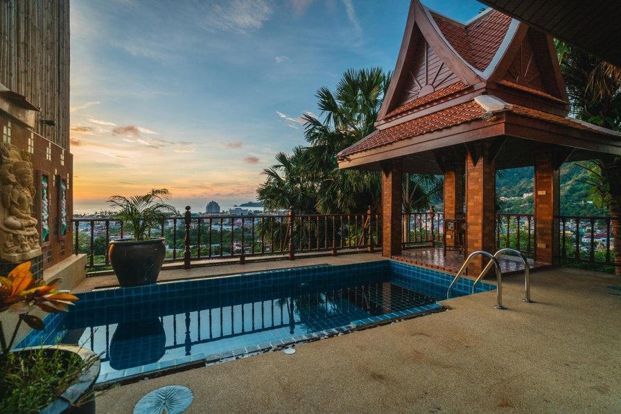 Thai villa to rent