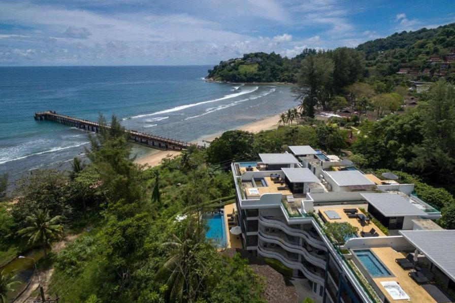 Owners abroad N308 - Walk to the beach apartment in Kamala, pool, gym, parking