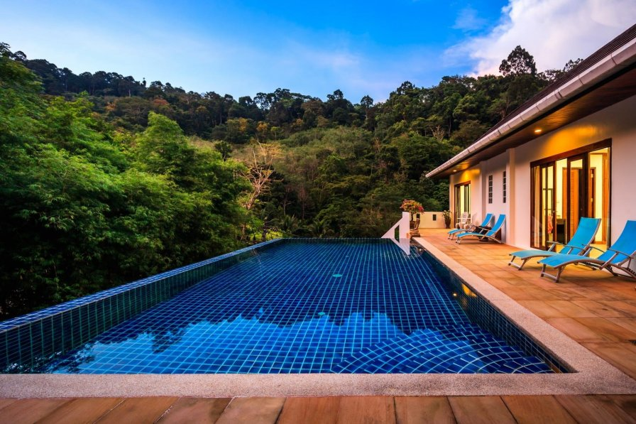Thai holiday home to rent