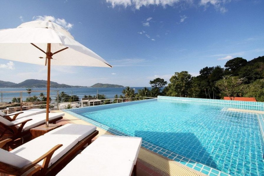 Apartment to rent in Patong beach, Phuket