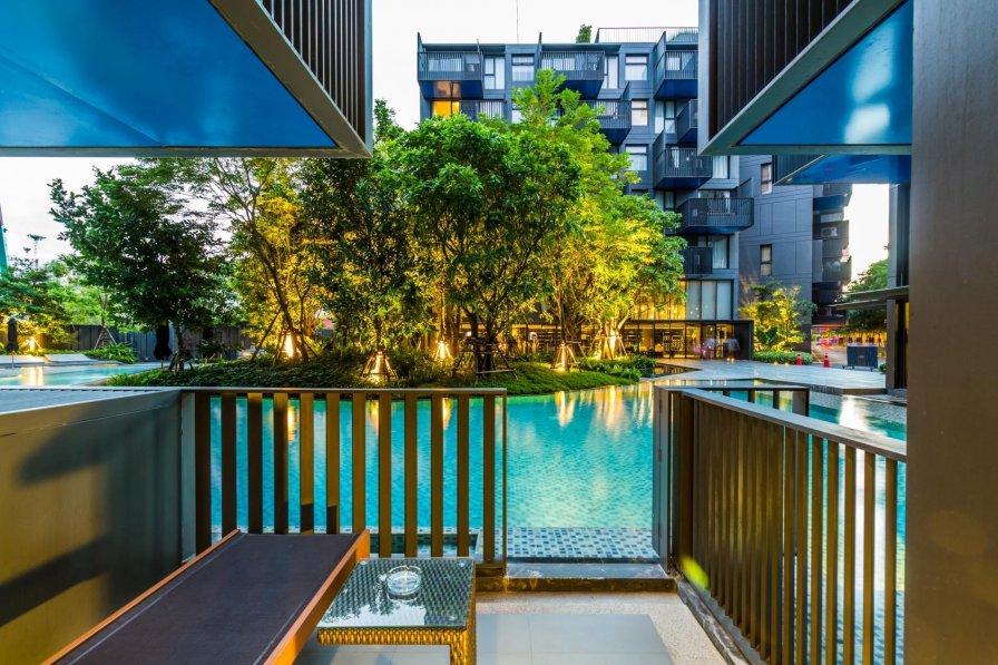 Apartment in Thailand, Patong beach