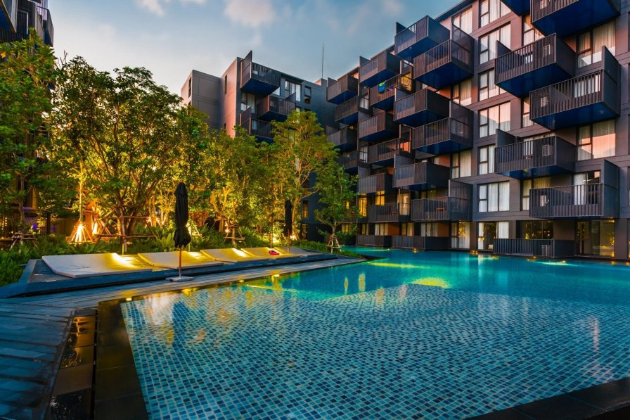 Studio apartment in Thailand, Patong beach
