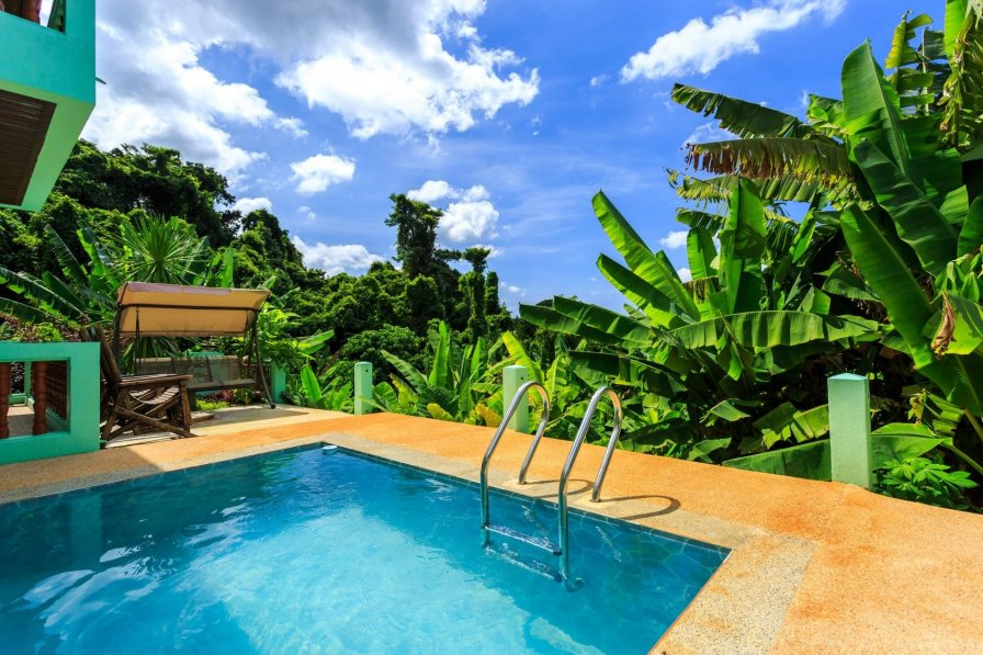 Thai villa to rent