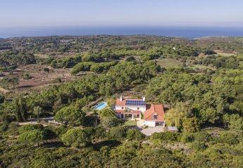 7 bedroom Villa for rent in Castelo, Sesimbra