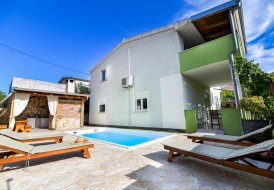 House in Zadar, Croatia