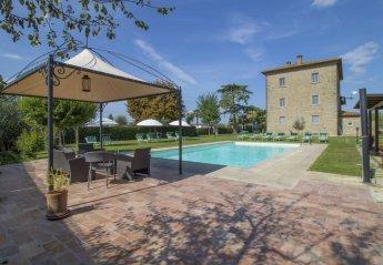 10 bedroom Villa for rent in Cortona