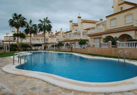 Town House in Playa Flamenca, Spain