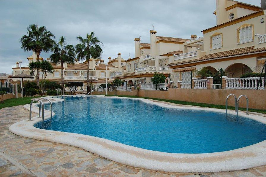 Town house in Spain, Playa Flamenca