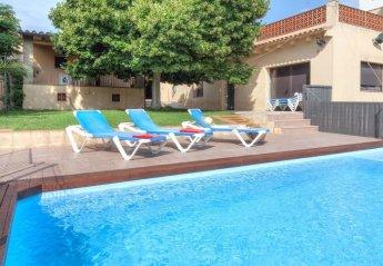 5 bedroom Villa for rent in Calonge