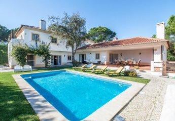 4 bedroom Villa for rent in Quinta do Conde