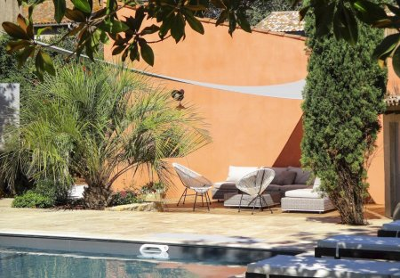 Villa in Saint-Thibéry, the South of France