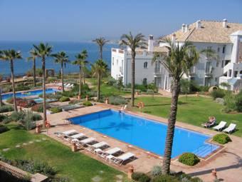 Apartment in Spain, La Perla de la Bahia: View From Balcony 1