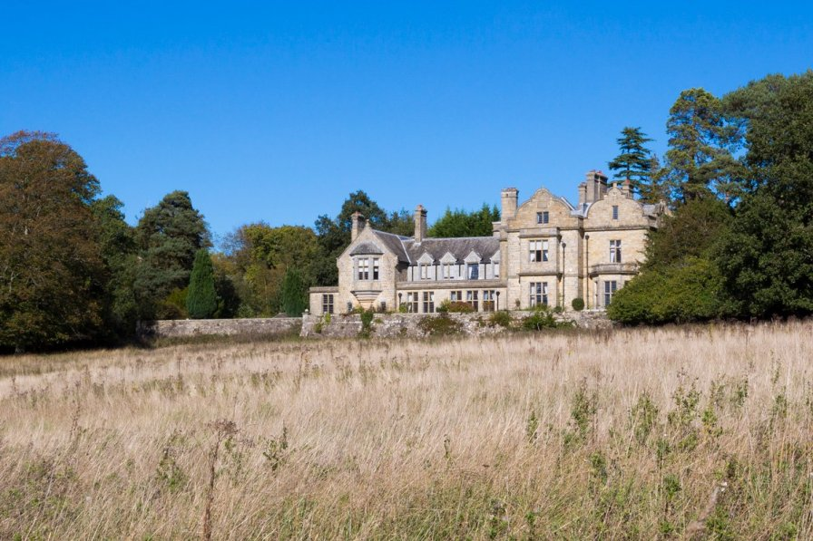 Chateau in United Kingdom, Hurst Green