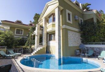5 bedroom Villa for rent in Turunc
