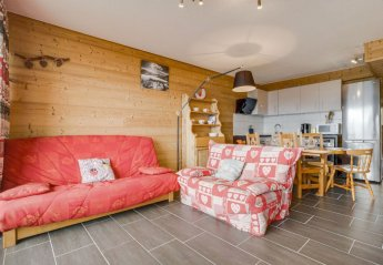 2 bedroom Apartment for rent in Fontcouverte La Toussuire
