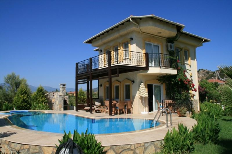 Villa in Turkey, Dalyan: Villa Orkide, Maras, Dalyan