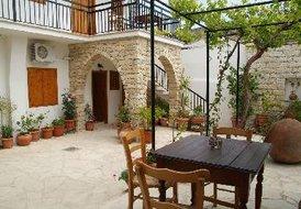 Apartment in Kalavasos, Cyprus: Outside flat 1