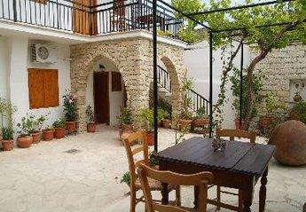 Apartment in Cyprus, Kalavasos: Outside flat 1