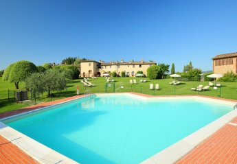6 bedroom Apartment for rent in San Gimignano