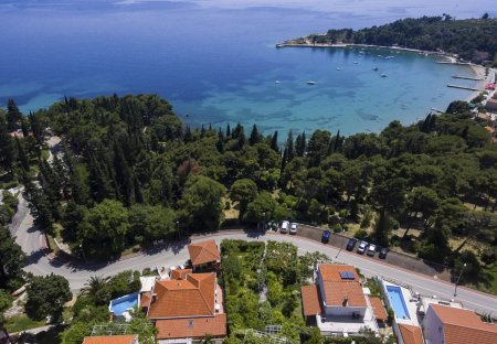 Villa in Srebreno, Croatia