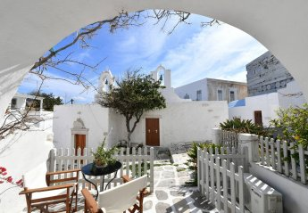 1 bedroom House for rent in Paros