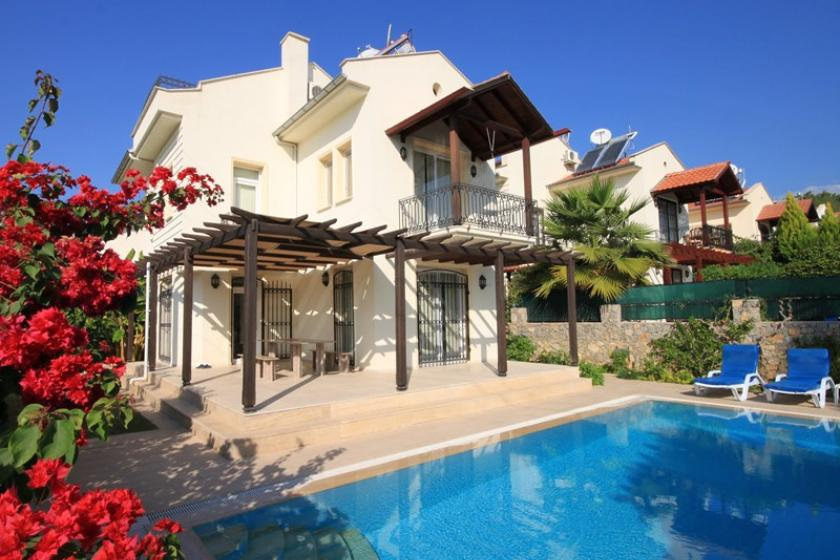 Villa To Rent In Calis Beach Turkey With Private Pool 27841