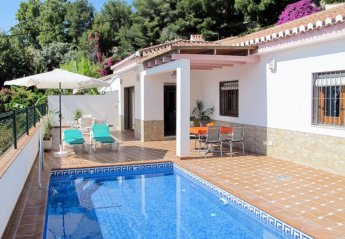3 bedroom Villa for rent in Almunecar