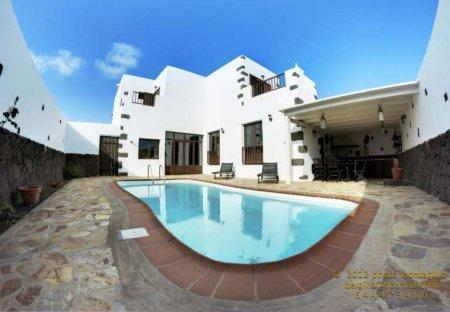Villa in Tinajo, Lanzarote
