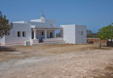 House in Formentera, Spain