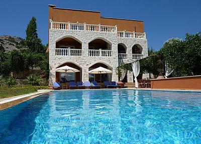 Villa in Turkey, Islamlar: Villa Tranquillity
