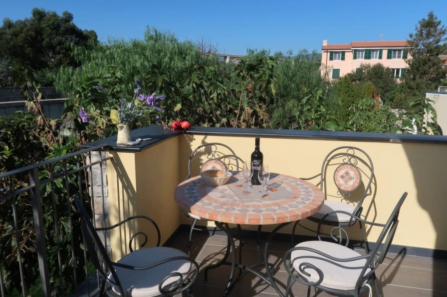 Apartment in Italy, Imperia