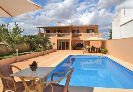 House in S' Illot, Majorca