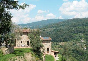 5 bedroom Villa for rent in Pescia