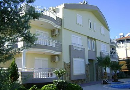 Apartment in Manavgat, Turkey: Apartment No. 2-ground floor