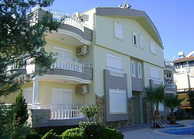 Apartment in Turkey, Side: Apartment No. 2-ground floor