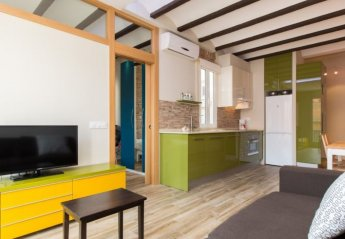 0 bedroom Apartment for rent in Gracia