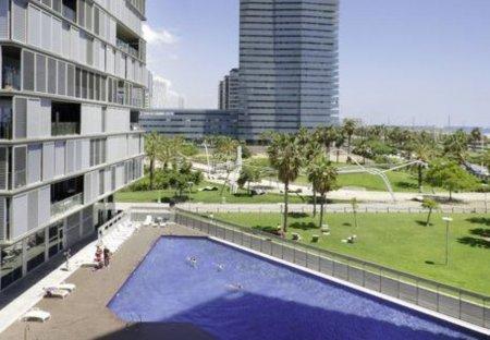 Apartment in Diagonal Mar I El Front Marítim Del Poblenou, Spain