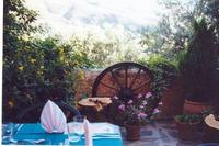 Cottage in Spain, ORGIVA: One of our cozy terraces