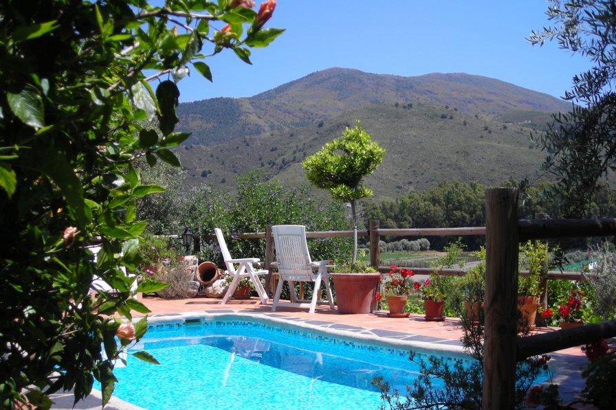 Cottage in Spain, Órgiva