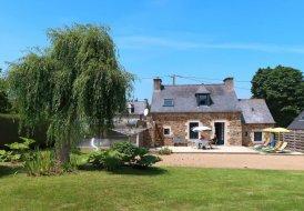 House in Plouha, France