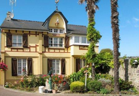 House in Barneville-Carteret, France