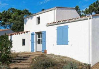 4 bedroom House for rent in La Tranche sur Mer
