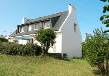 House in Saint-Gildas-de-Rhuys, France